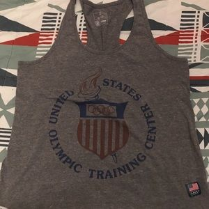 4/$12 Olympic  Training Center Tank Top